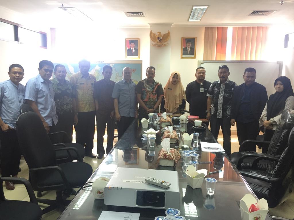 Komisi I DPRD Wajo Berkunjung Ke Kementerian Dalam Negeri, Ini Yang Dibahas