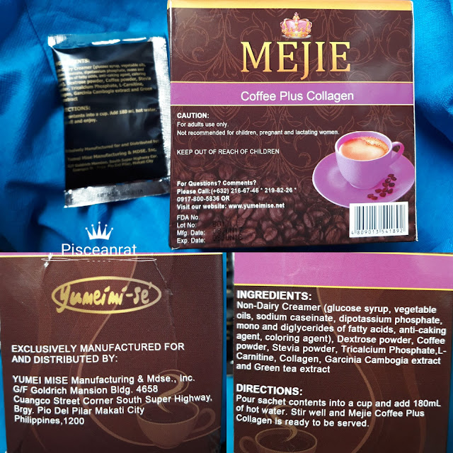 where to buy Mejie Slimming Coffee with Collagen