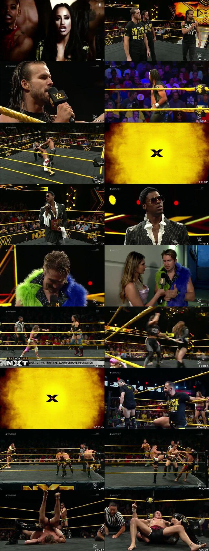 Screen Shot Of WWE NXT 22nd May 2019 HDTV 480P 300MB