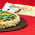 #RECEITA: Torta de Chocolate Branco Com Cookie