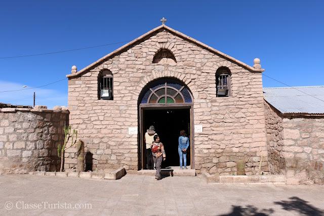 Igreja em Toconao