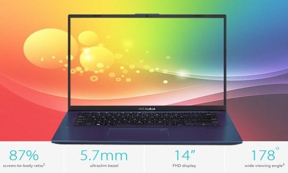 Vivobook Ultra A412DA 14 inch