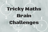 Tricky Maths Brain Challenges with answers