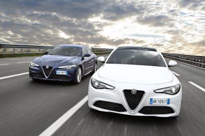 Η νέα Alfa Romeo Giulia