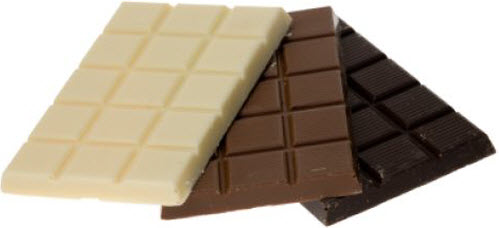 Milk Chocolate With Highest Percentage Of Cocoa Solids