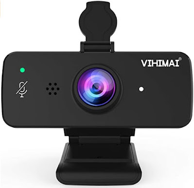 VIHIMAI 1080P Webcam
