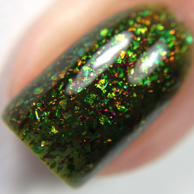Night Owl Lacquer-Flesh of a Zombie
