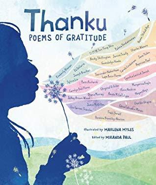 Cover art for Thanku Poems of Gratitude