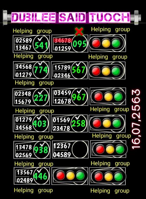 Thailand Lottery 3up Super Tip Facebook Timeline Blogspot 16 July 2020