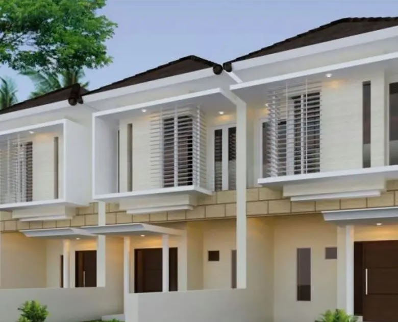 Sejumlah Desain Tampak Depan Rumah Minimalis 2 Lantai Tagar Berita