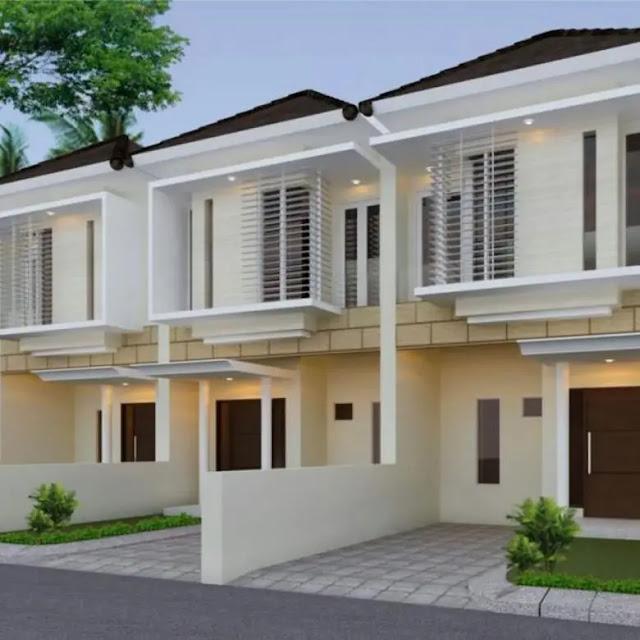 Rumah Modern Dengan Desain Depan Tanpa Ornament