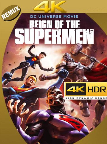 El Reino De Los Supermanes (2019) 4K REMUX 2160p UHD [HDR] Latino [GoogleDrive] TeslavoHD
