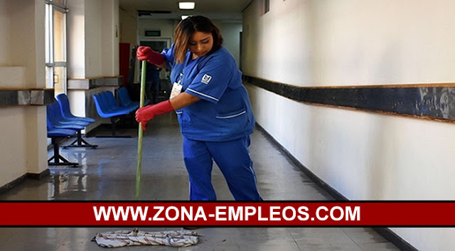 SE BUSCAN OPERARIOS/AS DE LIMPIEZA CON O SIN EXPERIENCIA
