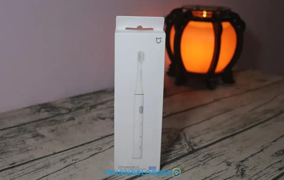 Đánh giá bàn chải điện Xiaomi Mijia T100 - Vừa túi tiền, đủ dùng
