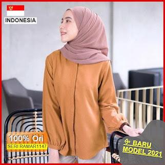 RAMAR1147 NEW SET KYRA BLOUSE BARU 2021
