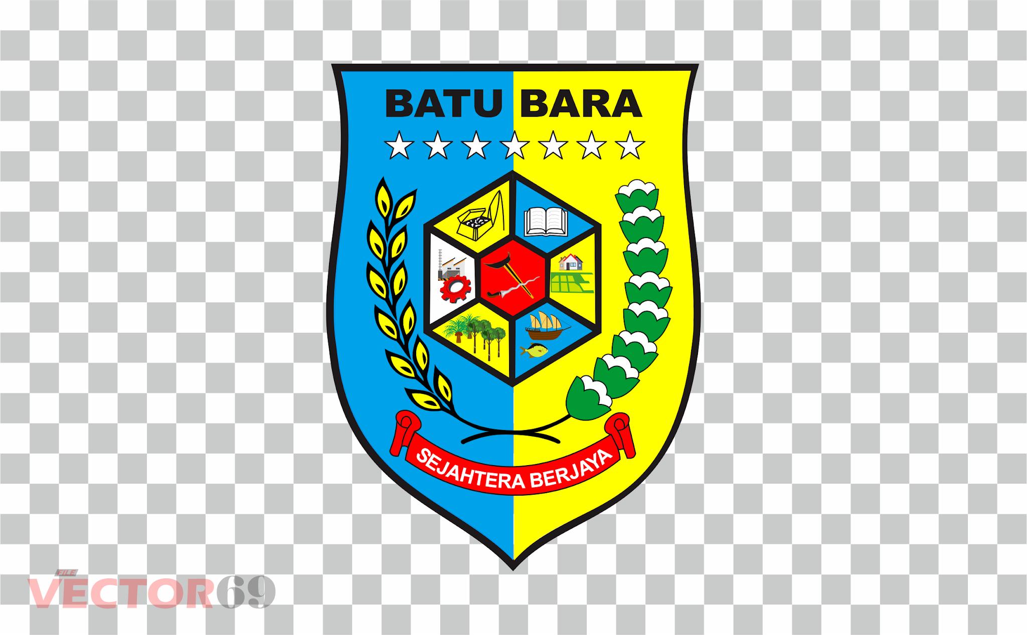 Kabupaten Batu Bara Logo - Download Vector File PNG (Portable Network Graphics)