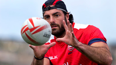USA Named NFL Player Nate Ebner in Its Team for Rio