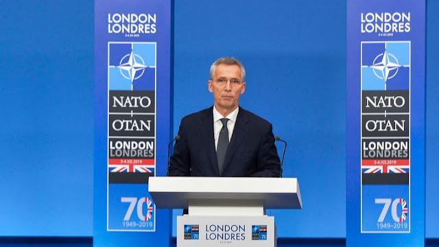 Στόλτενμπεργκ: Σημαντικοί εταίροι του ΝΑΤΟ Ελλάδα και Τουρκία