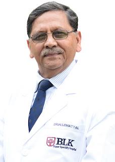 Dr. H. S. Bhatyal, Treatment