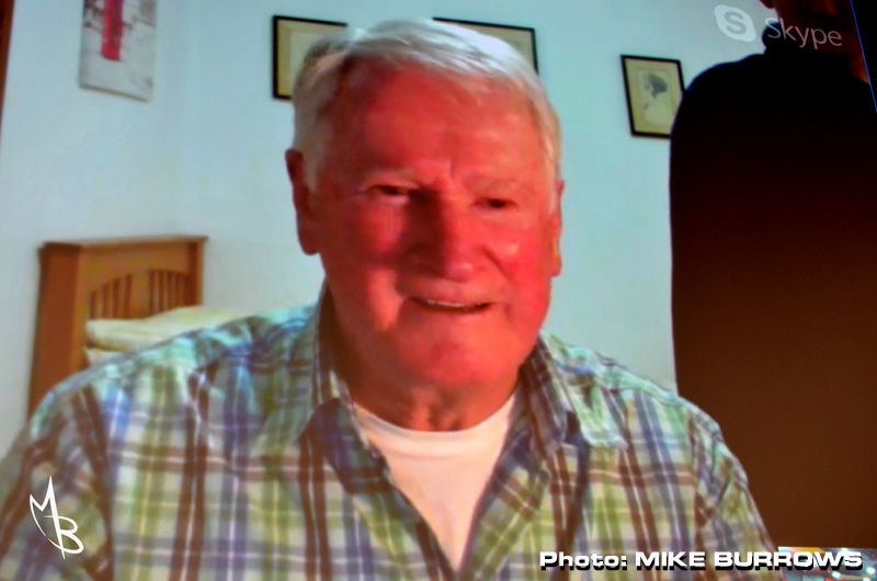 Keith Alexander, Appeared By Skype From His Home In Australia. He Talked  About UFO And That He Was To Have Been Offered A Character With A Larger  Role In ...