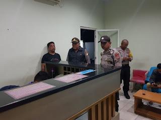 Antisipasi gangguan Kamtibmas,Polsek Soreang  Aktip Patroli Multi Kejahatan