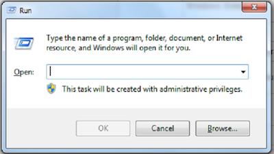 Daftar Kumpulan Kata Kunci Keyword Command Run Pada Windows 7 Dan 8