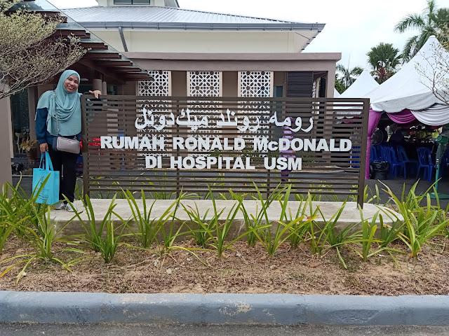 Rumah Ronald McDonald Hospital USM  Rumah Kedua Di Malaysia Setelah 20 Tahun Bagi Ringankan Beban Keluarga Pesakit Kanak- Kanak di KelantanRaw