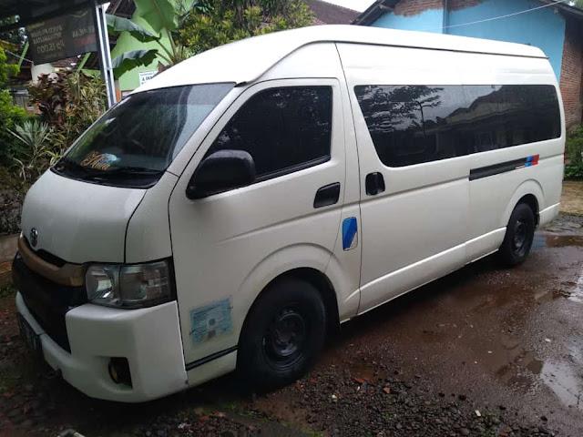 Travel Semarang ke Jakarta Via Tol
