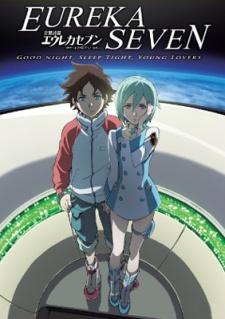 Kokyo Shihen Eureka Seven: Pocket ga Niji de Ippai |Película| |Sub.Español| |Mega|