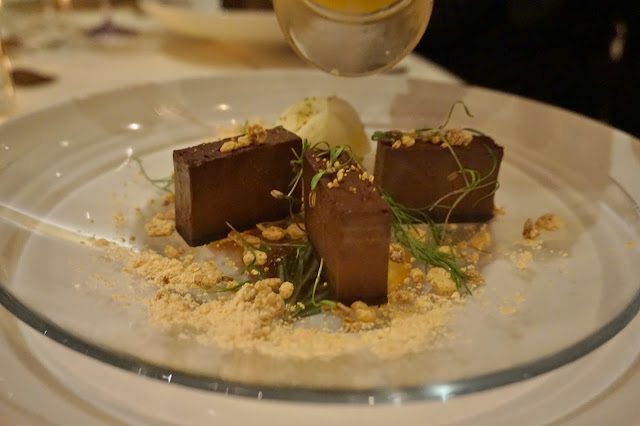 Dine Events Leeds Death by Chocolate Dessert