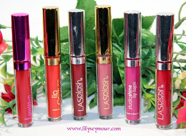 LA Splash Lip Couture Liquid Lipsticks