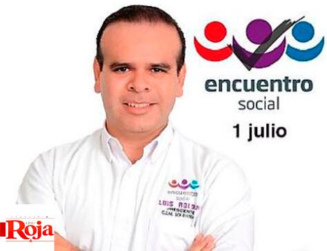 Sorprende Luis Roldán en la colonia La Guadalupana; vecinos le manifestaron apoyo a AMLO y a él