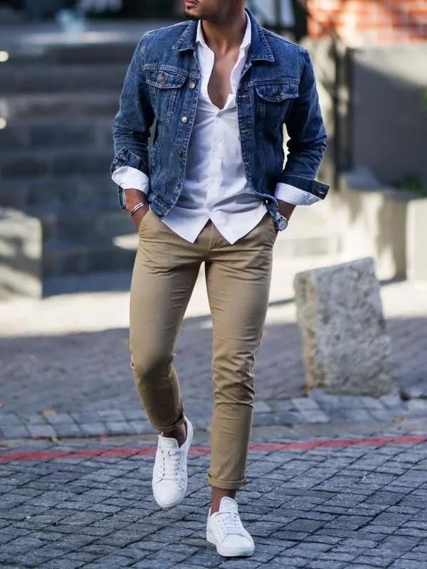 Denim Jacket Outfit