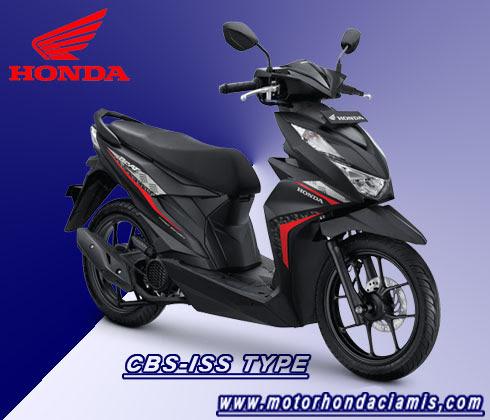 Brosur Motor Honda Beat Ciamis