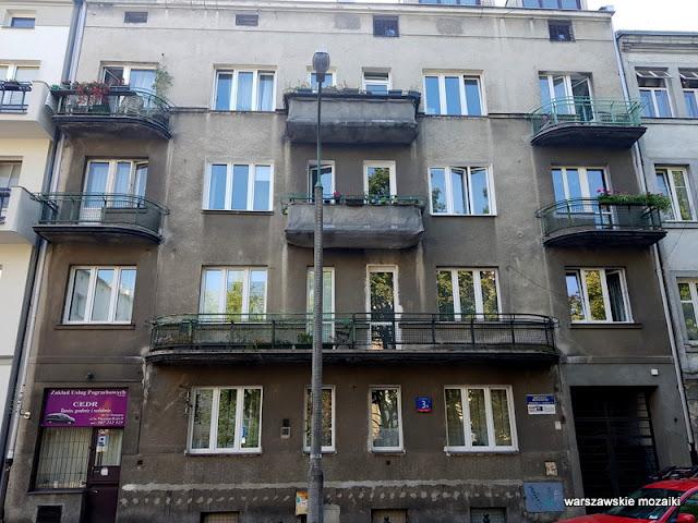 Warszawa Warsaw architektura architecture Praga Północ praskie klimaty Panieńska