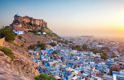 Kota Jodhpur di India
