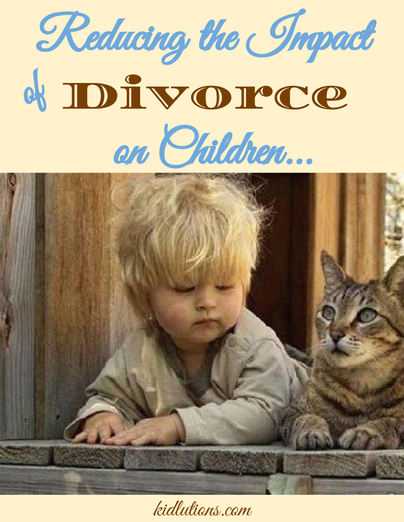 "impact of divorce on children Divorce can have both physical and mental effects on children ""the health consequences of divorce are also well documented, showing the detrimental effects."