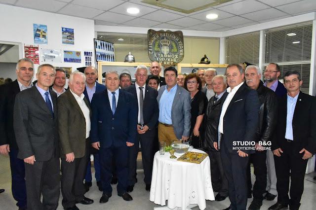 Με μεγάλη επιτυχία η εκδηλωση για τα 60 χρόνια του Συνδέσμου Αποστράτων Σωμάτων Ασφαλείας Ν. Αργολίδας