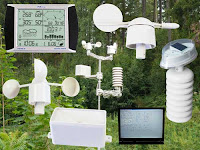 Jual Weather Station PCE FWS-20 Terbaru