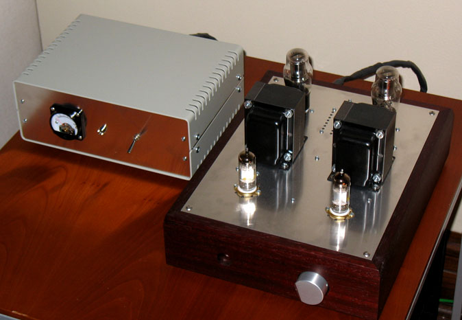ecp audio diy: The Electric Avenue: A Shunt Regulated, Single Feed