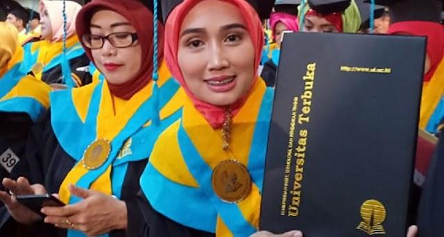 Prodi Daring S1 dan S2 Terbaik di Universitas Terbuka