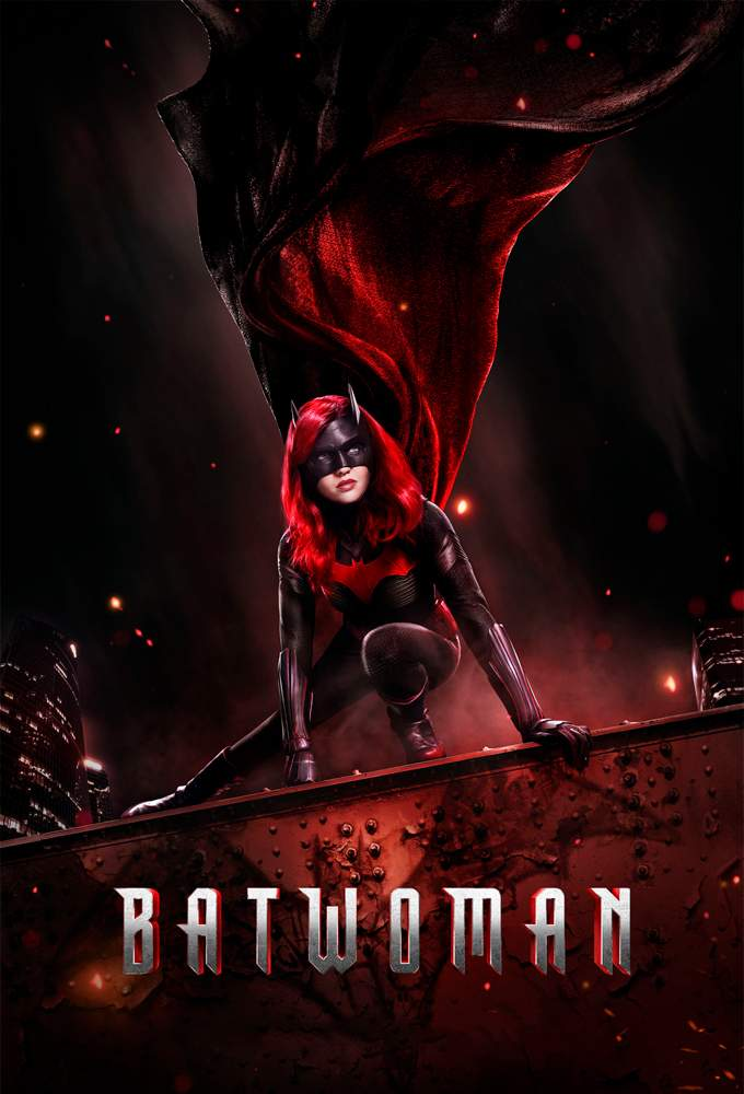 MP4: Batwoman Season 1 Episode 20 (S01E20) - O, Mouse!