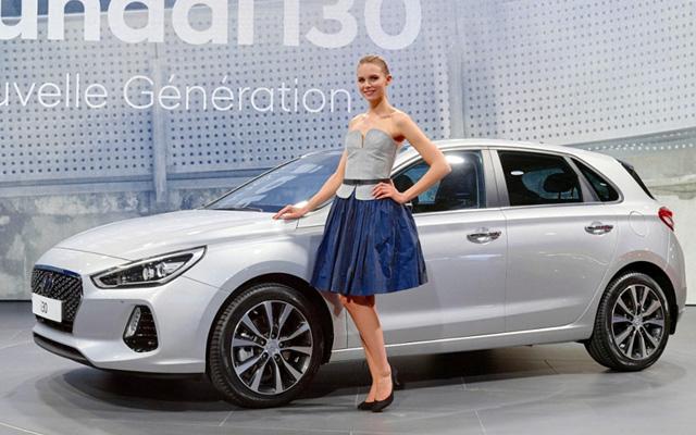 Hyundai i30 2017-2018