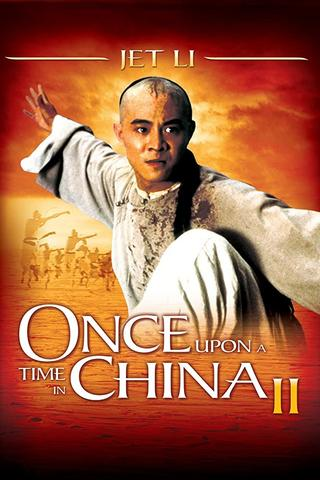 Once Upon a Time in China II 1992 Dual Audio Hindi 480p BluRay x264 350MB ESubs