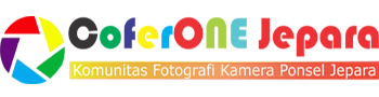 CoferONE REGIONAL JEPARA  (Komunitas Fotografi Ponsel)