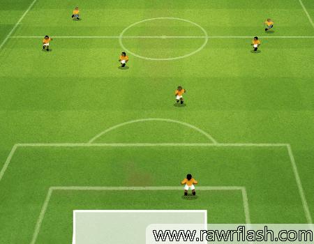 Jogos de esportes, futebol: Futebolzinho.