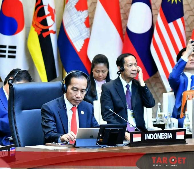 Presiden Jokowi Sebut Jembatan Penting Kemitraan ASEAN dan Korea Adalah Masyarakat