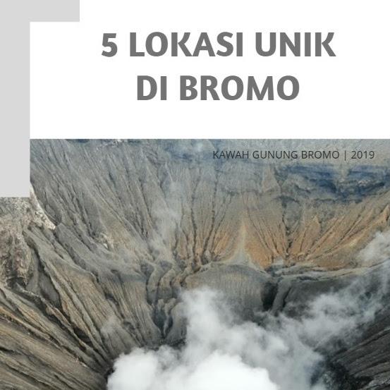 Kunjungi 5 Lokasi Unik Ini Hanya Di Bromo, Jawa Timur