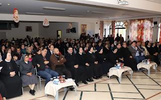 """مركز """"سيدة السلام"""" يحتفل باليوم العالمي للأشخاص ذوي الإعاقة"""