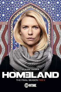 Homeland Temporada 8 audio español
